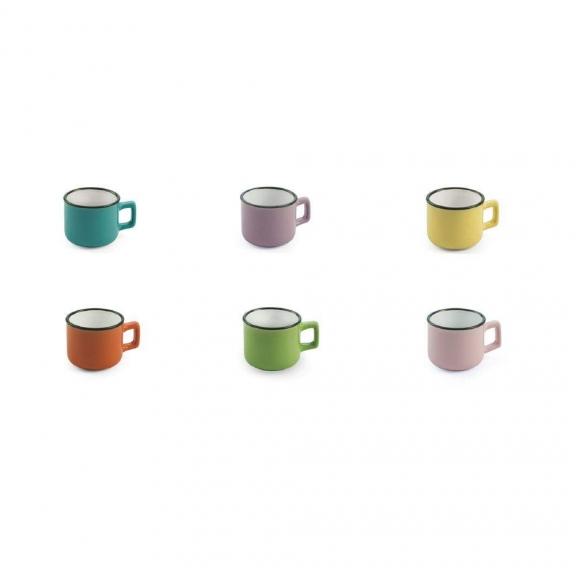 """""""Mantra"""" 6  espresso puodeliai"""