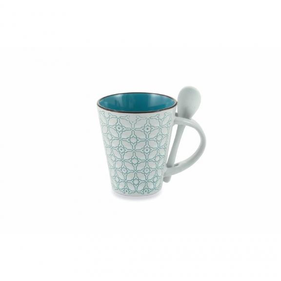 """""""Madeira"""" puodelis su šaukšteliu"""