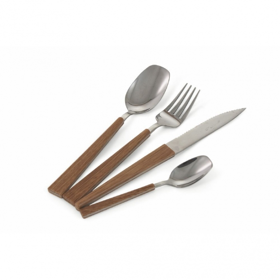 """""""Wood"""" 24 stalo įrankių rinkinys"""