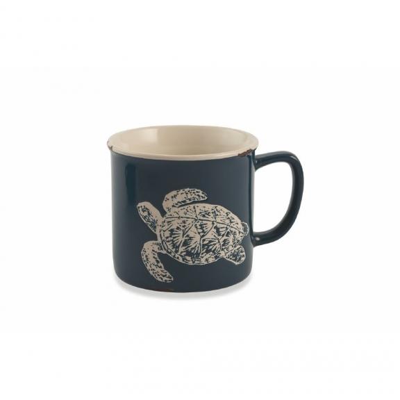 """Marine"" mėlynas puodelis"