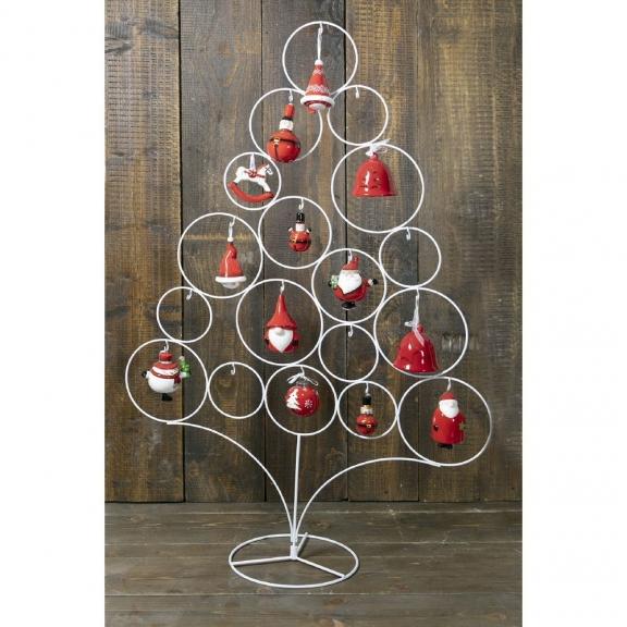 Kalėdinė eglutė su kabliukais (96 cm)
