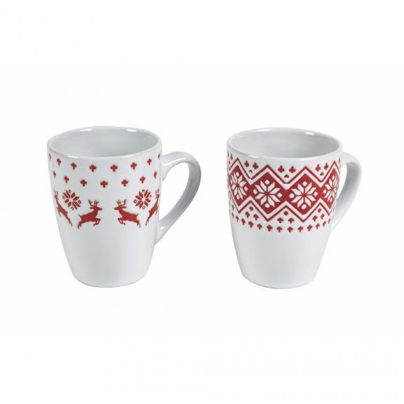 """""""Scandinavia"""" Kalėdiniai puodeliai"""